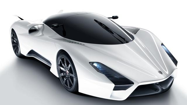 Thế nào là siêu xe nhanh nhất trên thế giới?