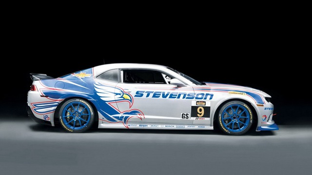 Chevrolet ra mắt xế đua Camaro Z/28.R