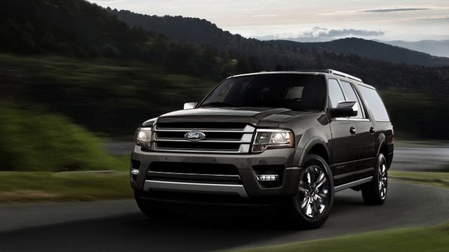 Ford Expedition - Phiên bản giá rẻ của Lincoln Navigator