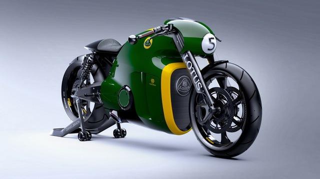 Lotus C-01 có giá 100.000 Euro