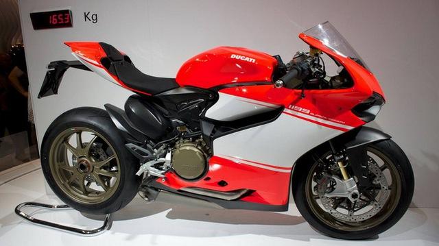 Ducati 1199 Superleggera: Đỉnh cao trong làng siêu mô tô