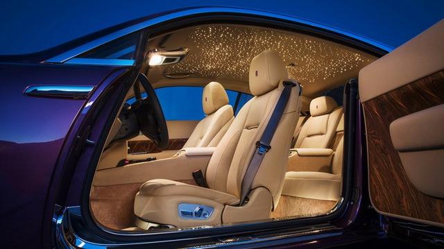 10 xe có nội thất tốt nhất năm 2014