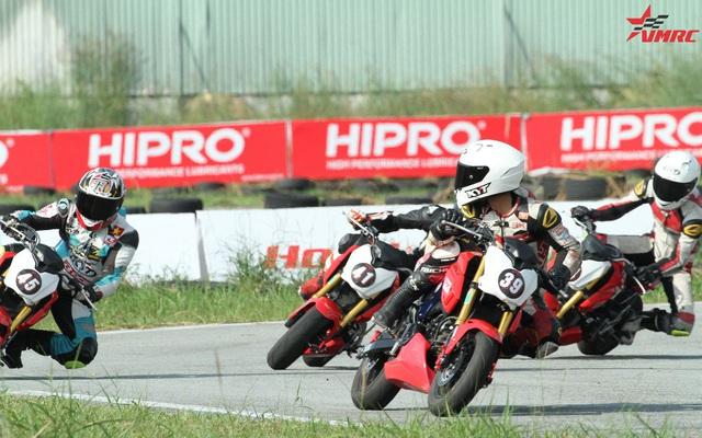 Honda Việt Nam và năm 2020 đáng nhớ trên trường đua