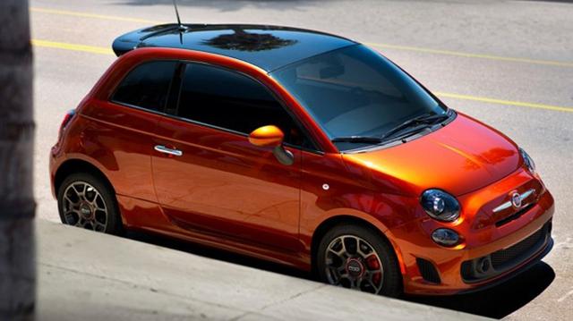 Fiat 500 Cattiva mang đậm phong cách Ý