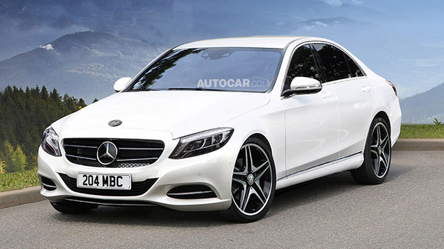 Mercedes-Benz công bố thông tin về dòng C-Class mới