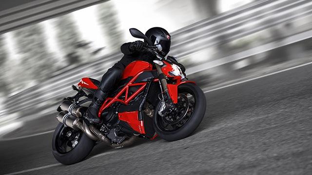 EICMA 2013: Ducati Streetfighter 848 hiện đại và mạnh mẽ