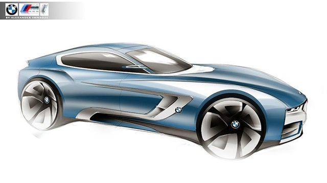 BMW hợp tác với Toyota sản xuất xe thể thao