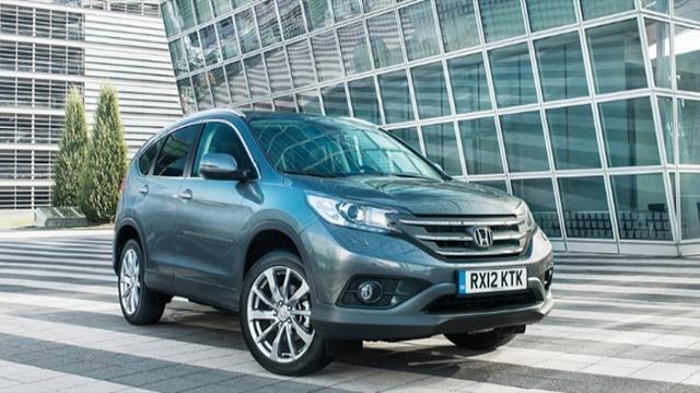Honda ra mắt CR-V máy dầu với giá khởi điểm 33.630 USD
