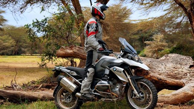 BMW Motorrad thắng lớn trong năm 2013