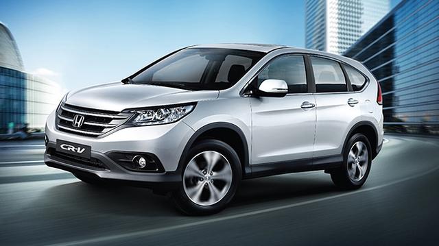 Honda ra mắt CR-V mới với nhiều tiện ích mới hiện đại