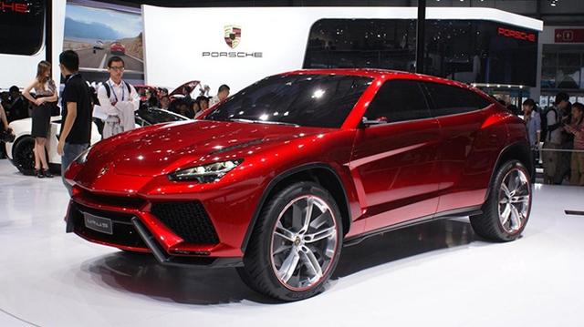 """""""Siêu"""" SUV Lamborghini Urus bị lùi ngày ra mắt"""