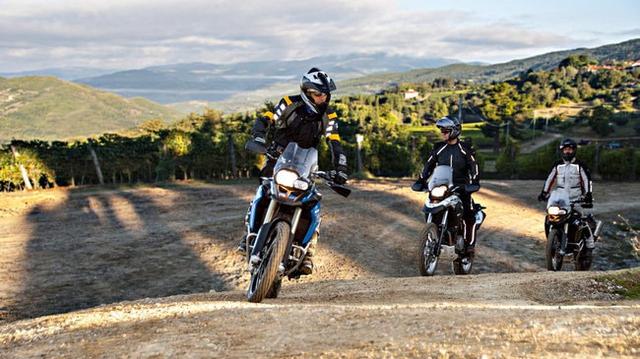 Thăm quan trường đào tạo lái xe BMW Motorrad