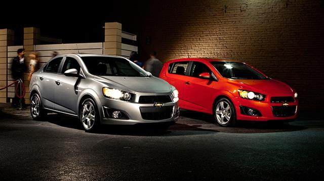 Chevrolet Sonic sẽ sớm ra mắt thị trường Việt