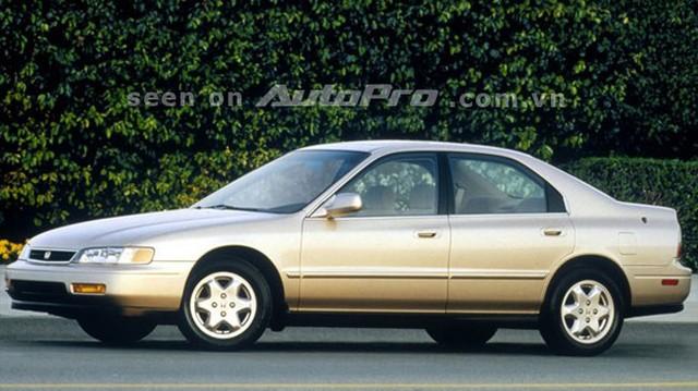 10 xe bị ăn trộm nhiều nhất trong năm 2011