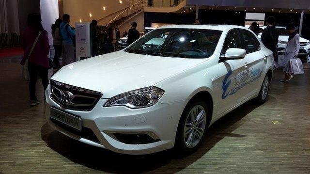 """Thêm hãng xe Trung Quốc muốn """"thôn tính"""" nhãn hiệu châu Âu"""