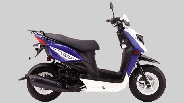 Yamaha Zuma X 2014 - Xe ga nhỏ xinh mới