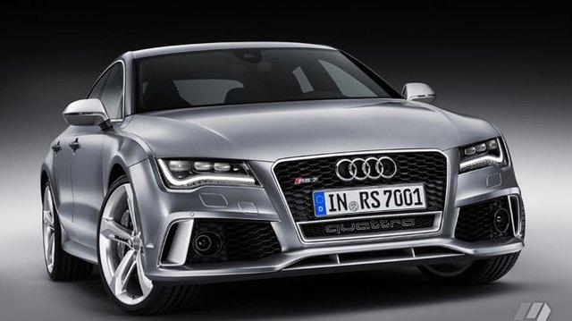 Lốp cản tiếng ồn cho dòng xe Audi cao cấp