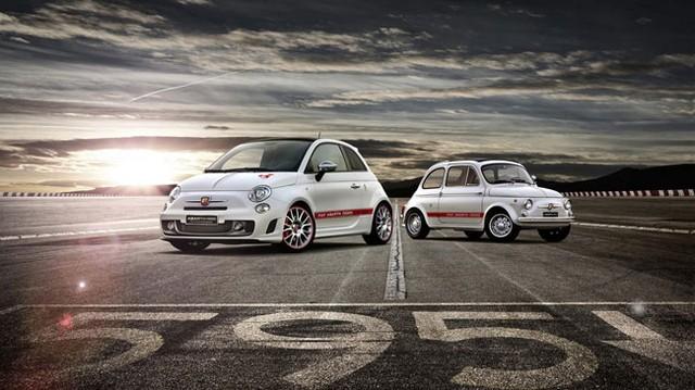 Cặp đôi Fiat 500 Abarth phiên bản đặc biệt mới