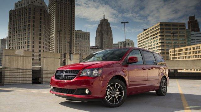 Dodge Grand Caravan phiên bản đặc biệt mới