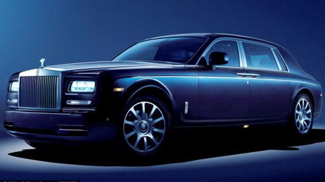 Bầu trời sao đặc biệt trong Rolls-Royce Celestial Phantom độc nhất