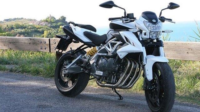 Benelli giới thiệu môtô BN 600R mới