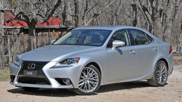 Những mẫu xe đáng tin cậy nhất năm 2013