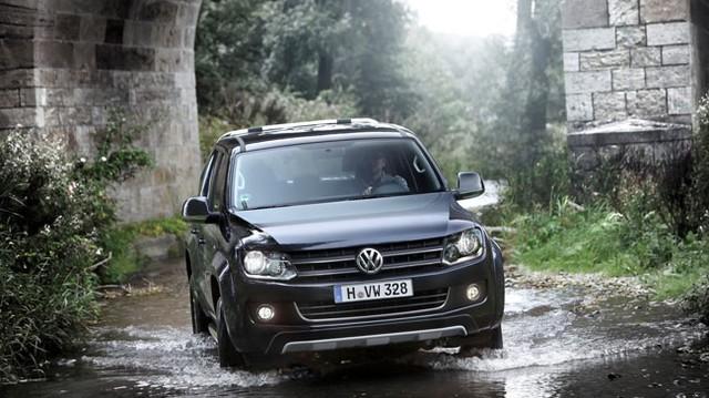 Volkswagen Amarok sẽ giành khách của Toyota Tacoma