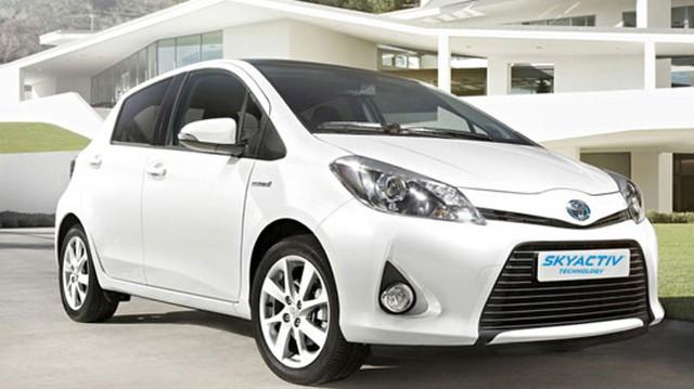 Xe thay thế Toyota Yaris sẽ sử dụng động cơ Mazda