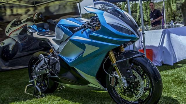 Siêu môtô thương mại nhanh nhất thế giới lộ diện