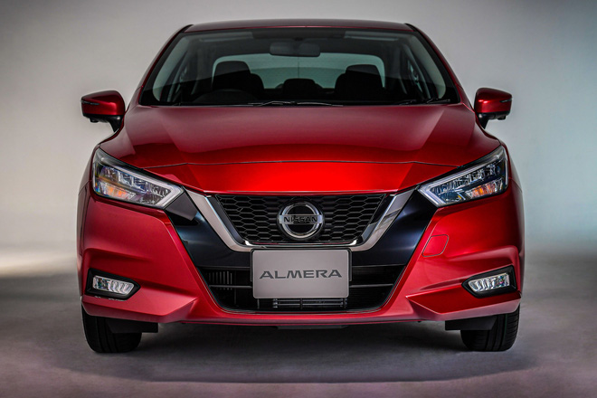 Mẫu xe Nissan mới Nissan Sunny