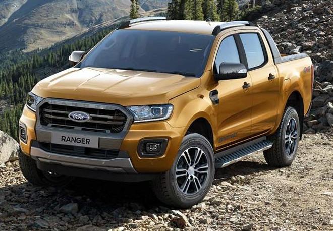 Ra Mắt Ford Ranger Wildtrak Va Raptor 2020 Thay đổi Diện Mạo
