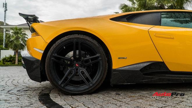 Lamborghini Huracan do Mansory tung cua Cuong Do-la bat ngo long lanh sau mot thoi gian phu bui kin dac