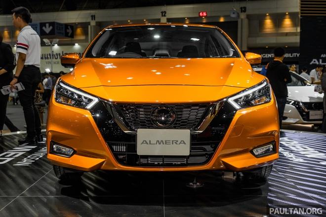 nissan sunny 23 16032378649131138672552 Nissan Sunny 2021 sắp về Việt Nam với giá dự kiến 500 triệu đồng
