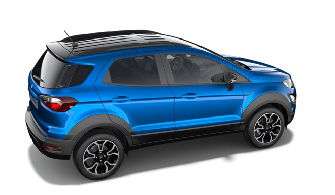 2021 ford ecosport active leaked 11 16038422161511526042094 Ford EcoSport Active ra mắt cạnh tranh thị phần với Kia Seltos, Hyundai Kona