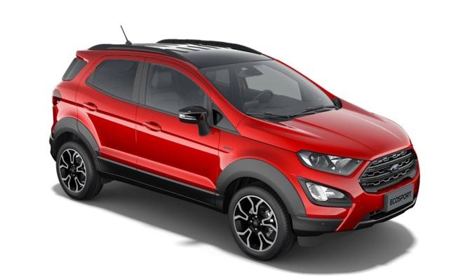 2021 ford ecosport active leaked 12 1603842202663114915194 Ford EcoSport Active ra mắt cạnh tranh thị phần với Kia Seltos, Hyundai Kona