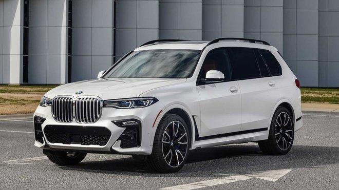"""2019 bmw x7 first drive 1604098928504675376534 BMW X5 và X7 M Sport 2020 giá """"Mềm"""" chính thức về Việt Nam"""