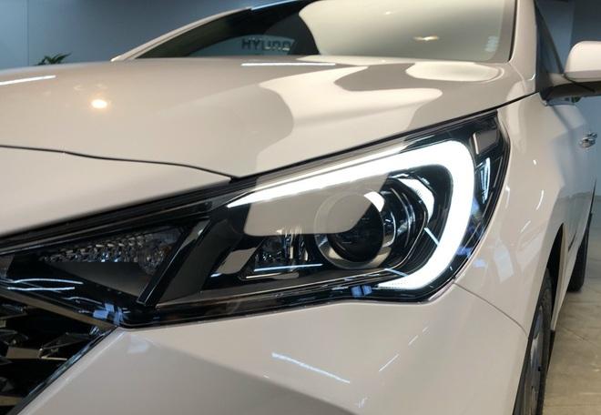 Đại lý ồ ạt nhận đặt cọc Hyundai Accent 2021: Bản full giá dự kiến cao nhất 570 triệu đồng - Ảnh 3.