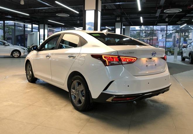 Đại lý ồ ạt nhận đặt cọc Hyundai Accent 2021: Bản full giá dự kiến cao nhất 570 triệu đồng - Ảnh 5.