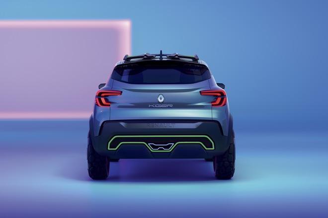 renault kiger show car india 11 16057091248781416821229 Renault Kiger - Gia nhập phân khúc Kona, Seltos