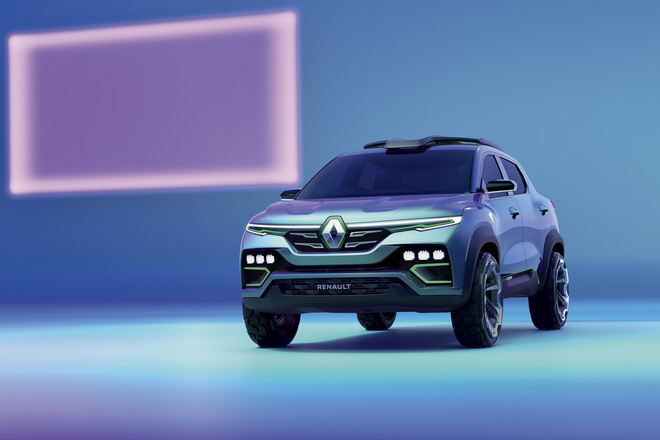 renault kiger show car india 5 1605709124859753299533 Renault Kiger - Gia nhập phân khúc Kona, Seltos