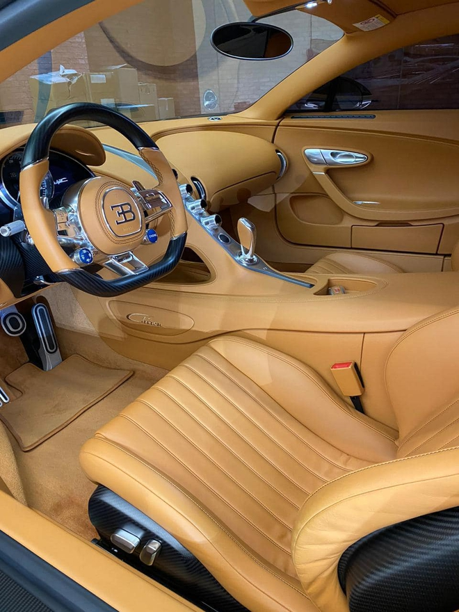 Doanh nghiep Viet chao ban sieu pham Bugatti Chiron Hang hiem voi dan ao carbon muc gia gan 70 ty dong re soc