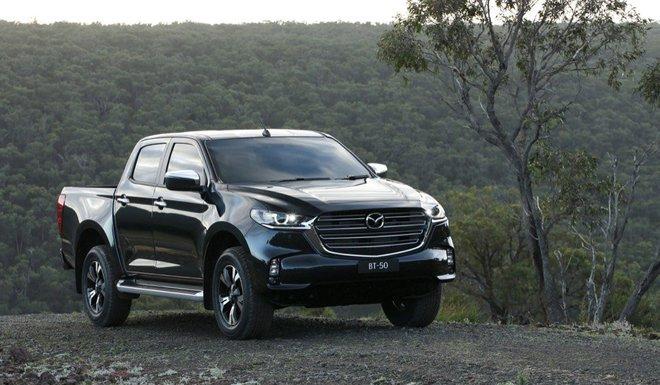 new mazda bt 50 13 15923673344941951533762 Ra mắt Mazda BT-50 2021: Giống CX-5, khung gầm D-Max, sẵn sàng về Việt Nam đấu Ford Ranger