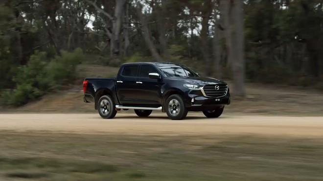new mazda bt 50 15 15923673343051357329119 Ra mắt Mazda BT-50 2021: Giống CX-5, khung gầm D-Max, sẵn sàng về Việt Nam đấu Ford Ranger