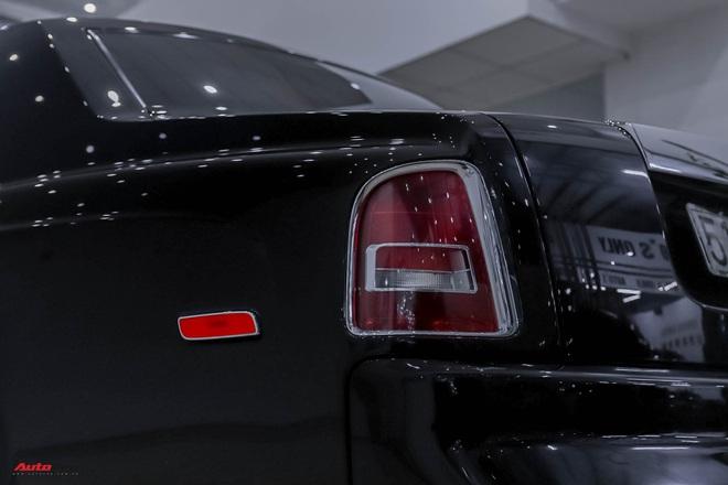 Xe sieu sang Rolls-Royce Phantom EWB doi 2008 con lai gi sau 12 nam su dung