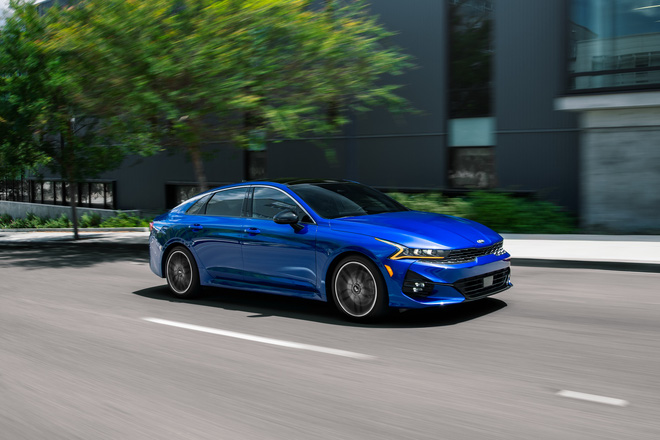 2021 kia k5 carscoops gt awd 30 15935830132661473153571 Kia Optima chính thức chào bán phiên bản quốc tế thế hệ mới, đổi tên rộng rãi thành K5