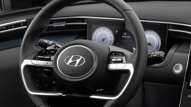 2021 hyundai tucson 14 1600140573521955751022 Ra mắt Hyundai Tucson 2021