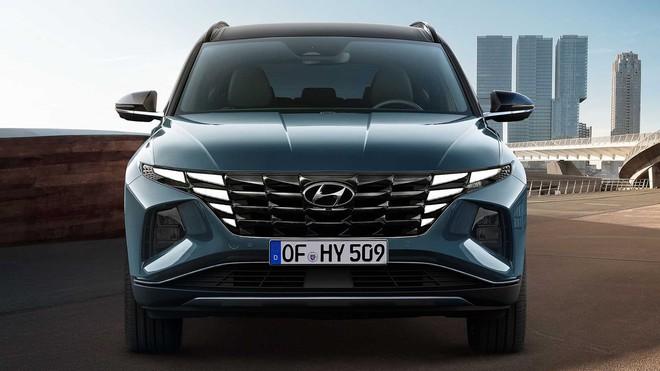 2021 hyundai tucson 2 16001356095961267004691 Ra mắt Hyundai Tucson 2021