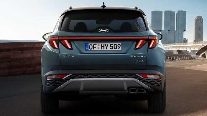2021 hyundai tucson 3 16001356095611233882902 Ra mắt Hyundai Tucson 2021