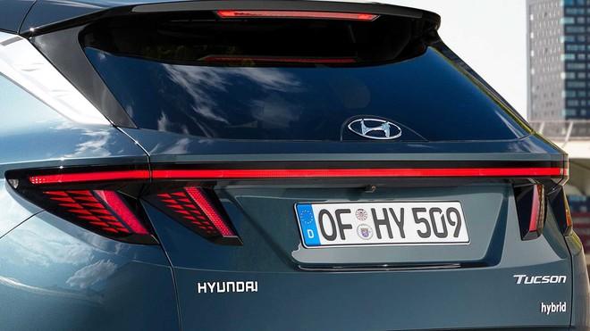 2021 hyundai tucson 6 1600140307832516056783 Ra mắt Hyundai Tucson 2021