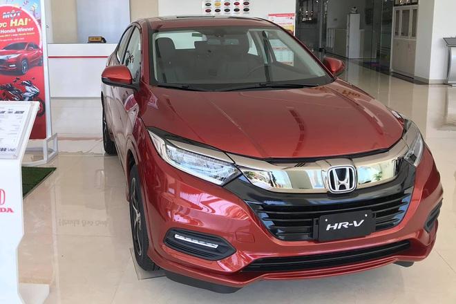 honda hrv 1 15991942307761672694037 Honda HR-V 2020 nhận cọc tại đại lý: Thêm trang bị mới, giảm giá gần trăm triệu, đe doạ Kia Seltos